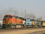 BNSF 4963